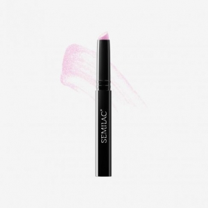 semilac lips lip gloss 1000 diamond pink
