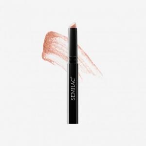 semilac lips lip gloss 1000 diamond pink gold