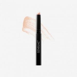 semilac lips lip gloss 1000 diamond violet