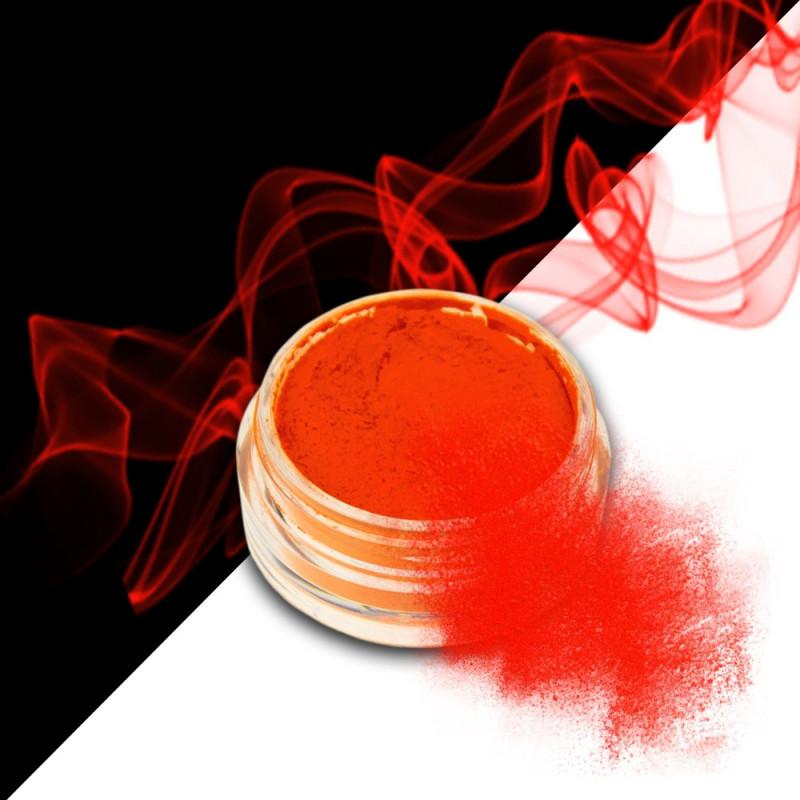 smoke nails pigment do efektu dymu d.orange 06