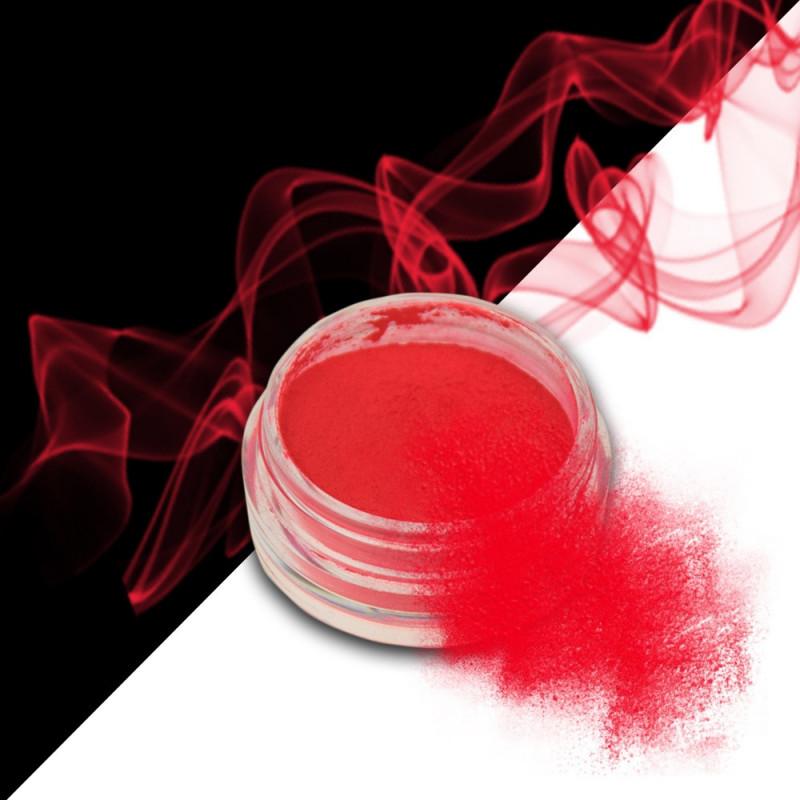 smoke nails pigment do efektu dymu grapefruit 07