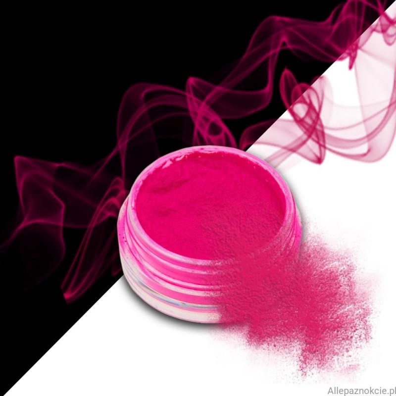smoke nails pigment do efektu dymu raspberry 10