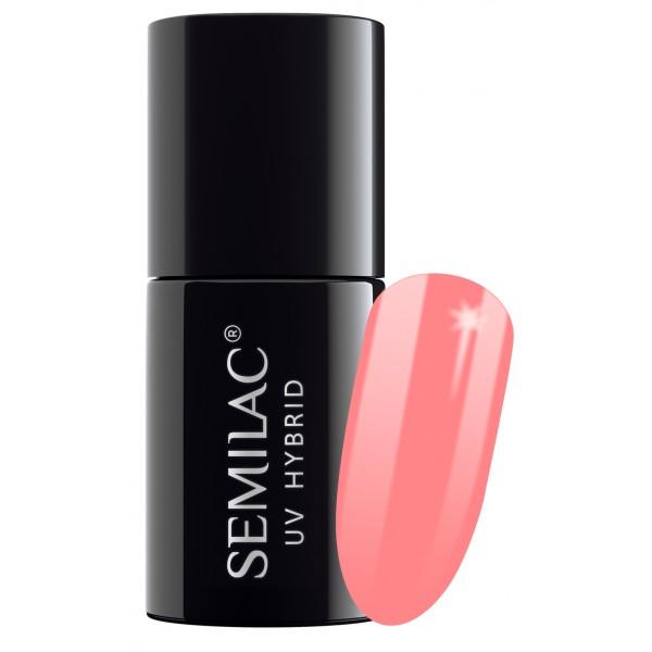274 semilac pastells salmon pink