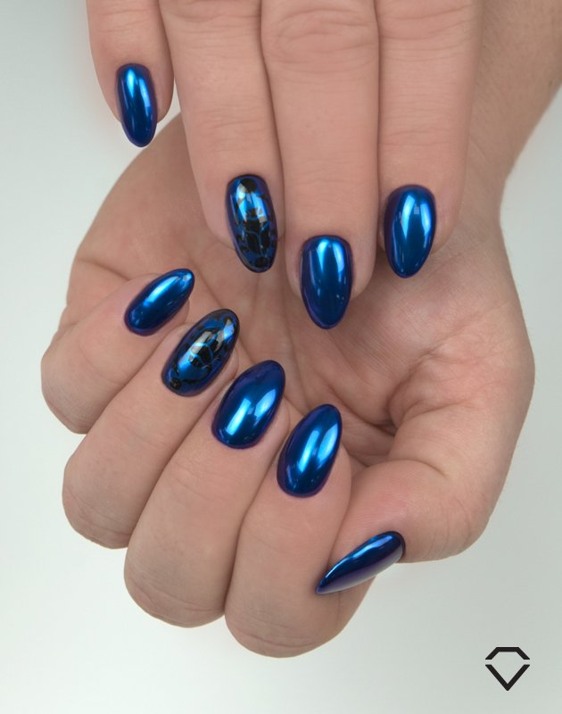 efekt lustra semiflash mirror blue dragonfly 07.