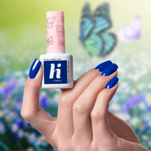 342 lakier hi hybrid butterflies royal cobalt 5ml